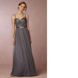 BHLDN ISADORE PEWTER NEW
